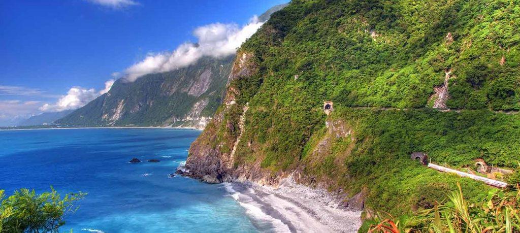 Tågresa i Taiwan
