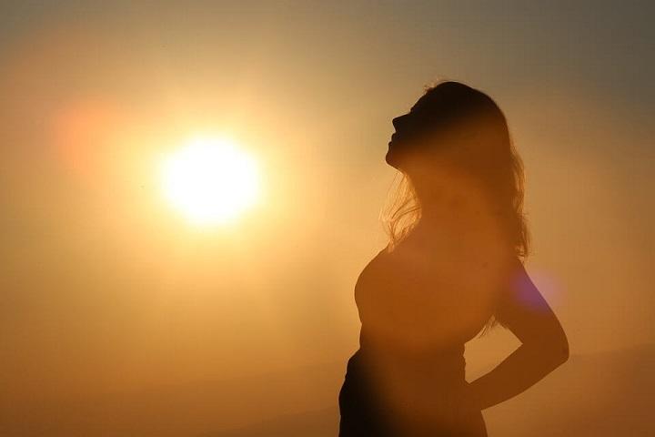 Värme och sol rehabiliterar kroppen